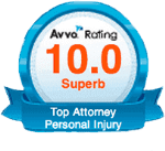 Craig McClellan is rated 10.0 on Avvo - Top rated Personal Injury Lawyer